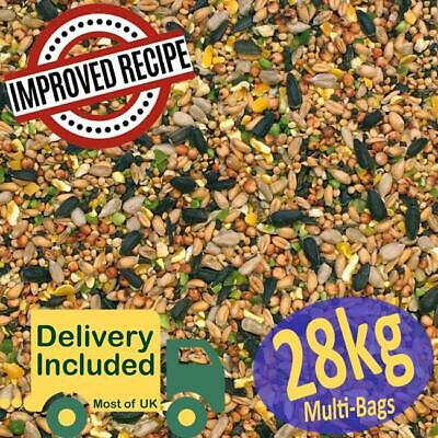 30kg Premium Wild Bird Food (All Season) - Winter - Feed - Mix - Mixture - Seed