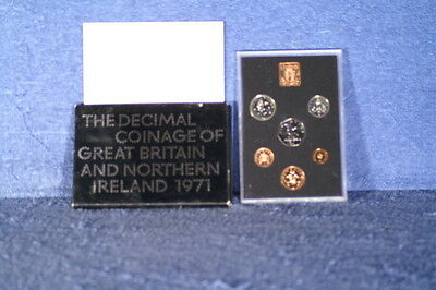 1971 Coinage of Great Britain and Northern Ireland