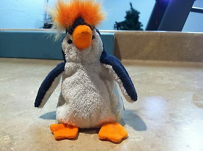 Russ Boomer Penguin Beanie Stuffed Animal