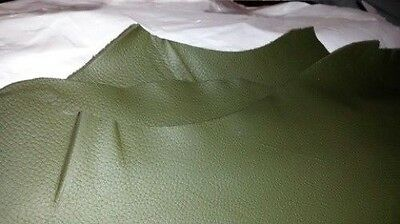 Whole Italian Green Leather Hides Leather Club Cow Hide Upholstery Fabric