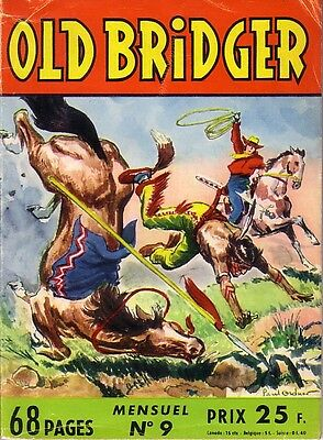 Old Bridger N°9 Mondiales