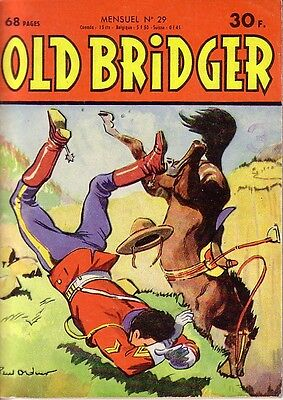 Old Bridger N°29 Mondiales
