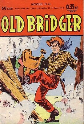 Old Bridger N°61 Mondiales