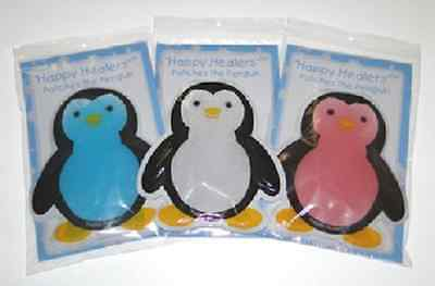 Happy Healer *Children's*Cold & Hot Therapy,Ice Pack, Penguin {Pink,White, Blue}