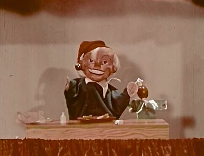 Punch And Judy Mr Bungles Puppets Marionettes 1930-60s Films Ray Harryhausen DVD