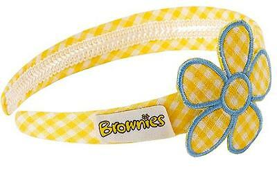 Brownie Fabric Hairband Brownies Uniform New