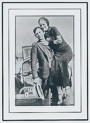 BONNIE & CLYDE Barrow, tiny speck piece of his TROUSERS FROM SHOOT OUT/DEATH