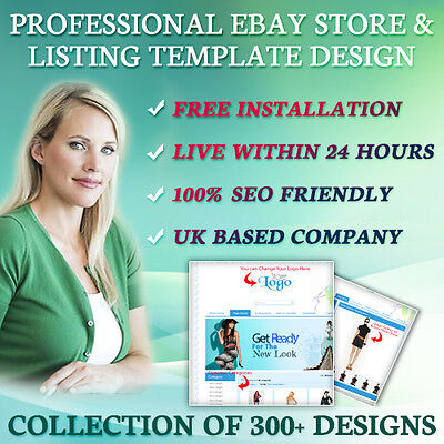 Professional Bay Store Template, Auction Mobile Responsive Templates, Free Setup