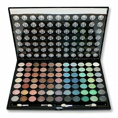 W7 Makeup Paintbox Eyeshadow Palette 77 Shades Amazing Eye Colours Gift Set Kit