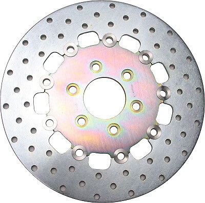 EBC Street Brake Disc Rotor MD3086 Composite Floating Pro-Lite Rear