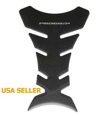 3D Carbon Fiber Motorcycle Gel Oil Gas Fuel Tank Pad Protector Sticker Decal Fit