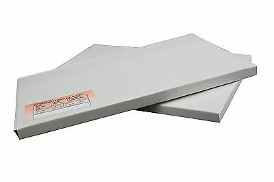 MXP Polyester Laser Plates (2-Sided) 12x18 (100 Plates) Xante/ HP 5000