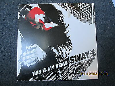 Sway This Is My Demo 2xLP All City Music 2006