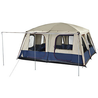 Oztrail Sportiva Lodge Combo (3-Room) Family Tent / Sleeps 12