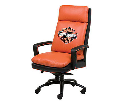 Harley-Davidson Swivel-Tilt Chair New