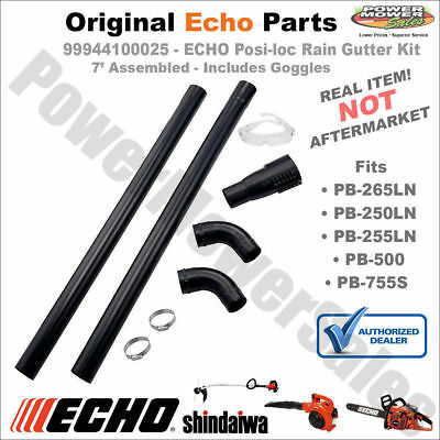 99944100025 - ECHO Rain Gutter Cleaning Kit for Blowers with Posi-Loc Tubes - 7'