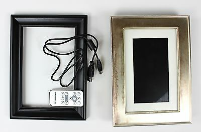 "Pandigital PAN7059MW03 7"" LCD Digital Picture Frame"