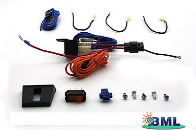 Land Rover Wiring Kit Driving Lamps. Part- Gdl010