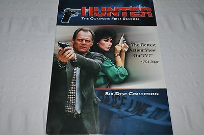 Hunter - The Complete First Season (DVD, 2005, 6-Disc Set)