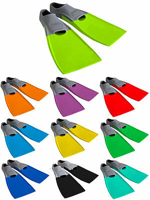 ZOGGS Long Blade Swim Fins - Fin Swimming Training Flipper - Training Aid