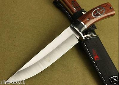 JL 002 Full Tang Survival Bowie Camping Hunting Tactical Pig Sticker knife