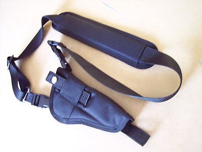 """RIGHT Hand Bandoleer Holster RUGER SECURITY SIX .357 cal. w/ 4"""" barrel ...USA"""