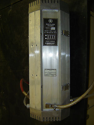 Research Inc. Quad Ellipse Chamber Infrared Heater E4-16-00 with Controller