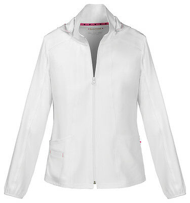 Heart Soul Hoodie Jacket Style 20310 (All Sizes) White