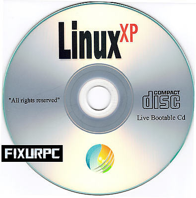 """Linux XP,Windows XP Replacement Solution,""""Start Button included"""" Similar to XP"""