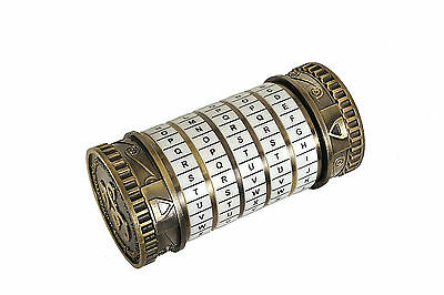 Large Cryptex - Cast Metal