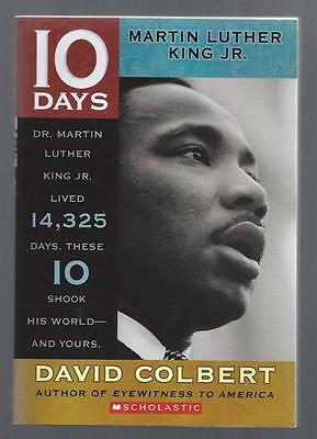 Martin Luther King JR  by David Colbert ( 2008 Paperback )