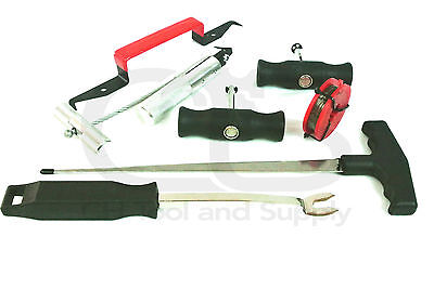 Auto Windshield Removal Tool Kit, Complete w/ All tools to Remove Winshields