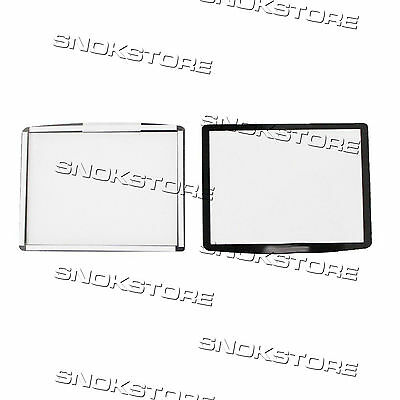 Window Display Outer Glass For Nikon D300 Dslr Acrylic Vetrino Ricambi