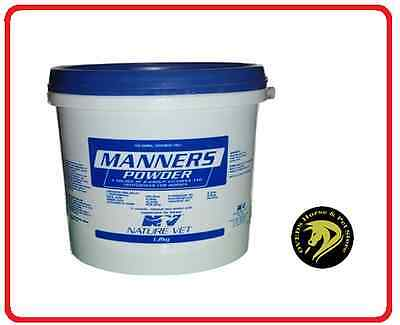 Manners 1.2kg