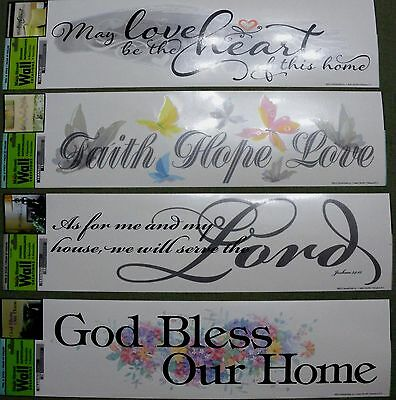 Main Street Wall Creations Stickers vinyl wall lettering