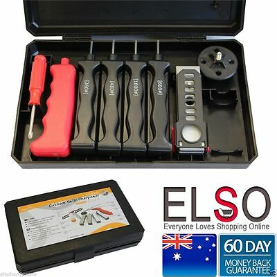 2017 TAIDEA Deluxe Outdoor Camping Diamond Knife Sharpening System Lansky Style