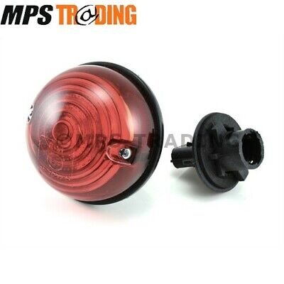 Land Rover Defender 90 110 130 Rear Stop/Tail Light + Bulb Holder - Xfd100100