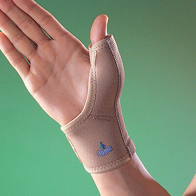 OPPO 1089 Thumb Spica Splint Medical Stabiliser Wrist Support Brace Pain RSI NHS