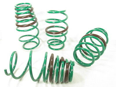 TEIN S.Tech Lowering Springs Kit 07-11 Toyota Camry 4cyl ACV40L SKC52-AUB00 NEW