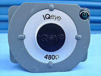 Security Camera IQeye IQ540S SD 480p H.264 Color IP Network IQinvision