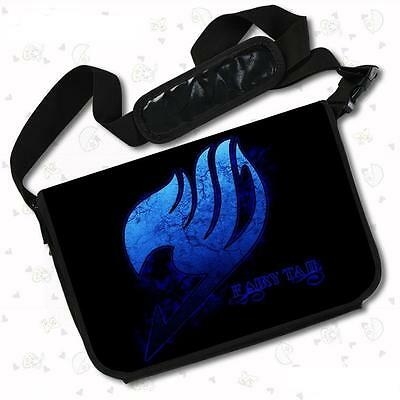 Anime Fairy Tail Guild Emblem Messenger Bag Shoulder Bag Satchel