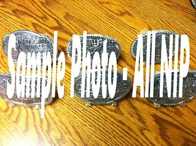 1985 - 2005 Hesston NFR Adult & Youth Buckles - Your Choice !!