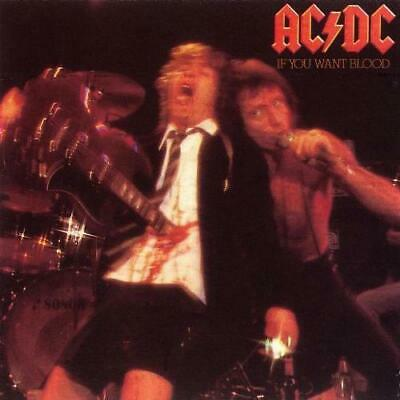 AC/DC If You Want Blood You've Got It Remastered vinyl LP NEW/SEALED