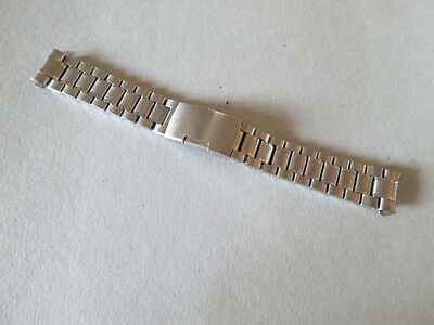 20mm Stainless Steel Watch Band   For OMEGA