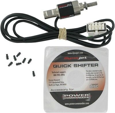 Dynojet Research Quick Shifter, Pressure Style, Push Type for PCIII USB 4-102