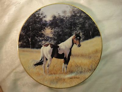 Majestic Horse Collection Pamela Wildermuth W. L. George  American Paint Horse
