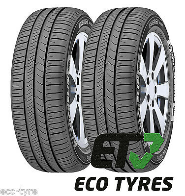 2x tyres 205 55 r16 91v michelin energy saver b a 70db. Black Bedroom Furniture Sets. Home Design Ideas