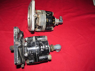 Pesco Geared Fuel Hydraulic Pumps 1D-349-P One missing data plate. Sold together