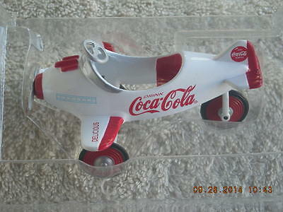 94506 Coca-Cola Pedal Plane  NEW IN BOX