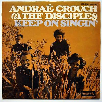 Original LP / Vinyl ANDRAÉ CROUCH & THE DISCIPLES,  1971